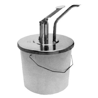 dispenser f r 10 liter eimer. Black Bedroom Furniture Sets. Home Design Ideas